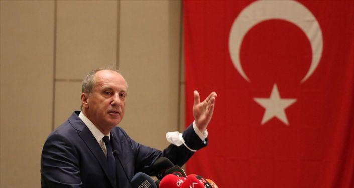 Hürriyet yazarı Bayer: İnce parti işini ciddileştirdi, 1 Mart'ta CHP'den istifa ediyor