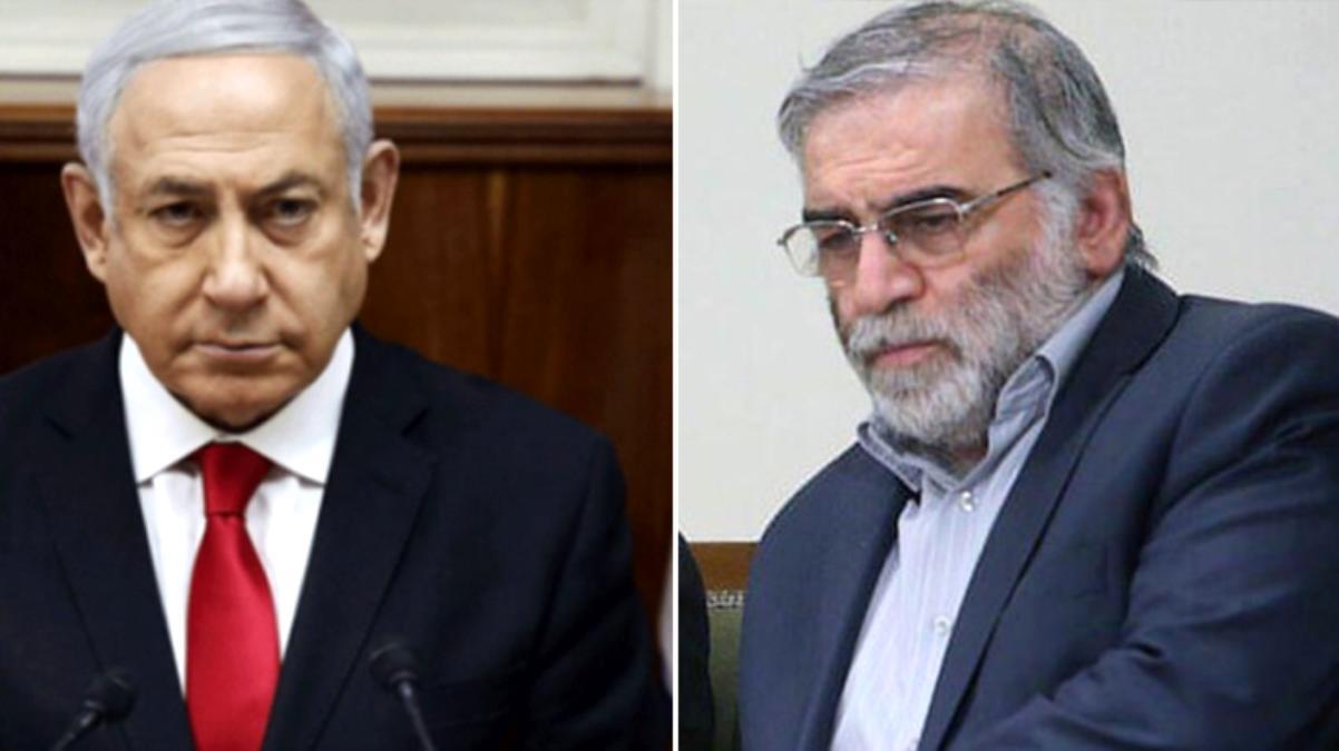 İranlı nükleer bilimci Fahrizade'nin öldürülmesi sonrası Netanyahu'dan itiraf gibi sözler: Gergin günler bizi bekliyor