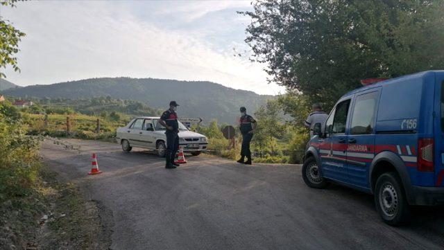 Karabük'te bir köyde 7 koronavirüs vakası görüldü, 578 kişi karantinaya alındı