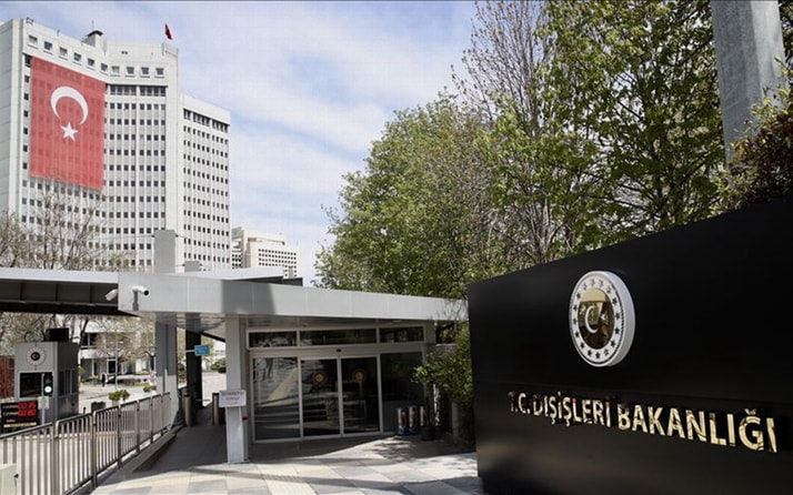 Lübnan Cumhurbaşkanı Avn'ın Osmanlı ifadelerine Türkiye'den sert tepki