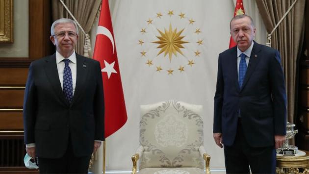 Mansur Yavaş, Erdoğan'ı geçiyor!