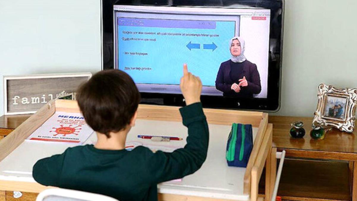 MEB, ara tatil sonrası uzaktan eğitimde ilk haftanın programını paylaştı
