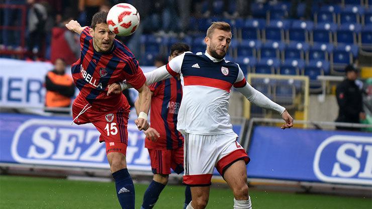 Mersin İdmanyurdu-Altınordu maç sonucu: 1-1