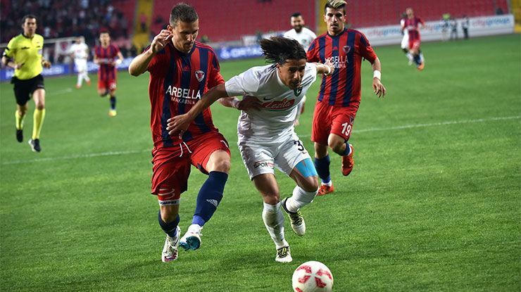 Mersin İdmanyurdu - Denizlispor :0-0