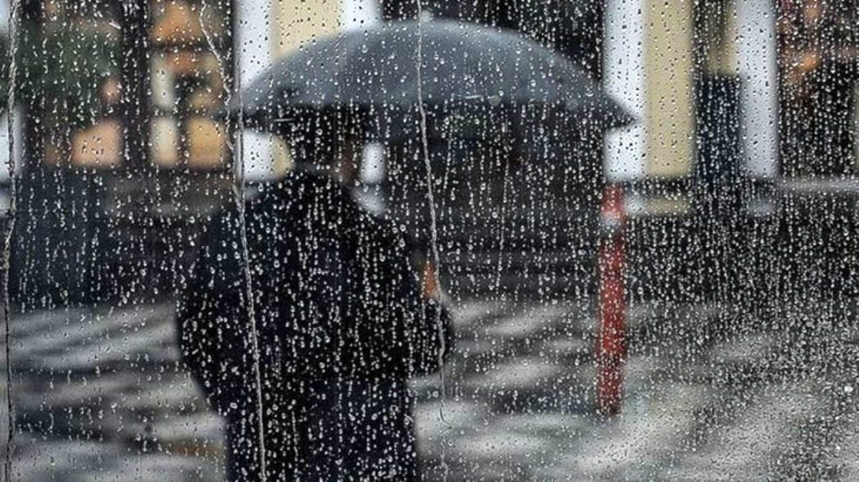 Meteoroloji, 9 il için kuvvetli sağanak uyarısında bulundu