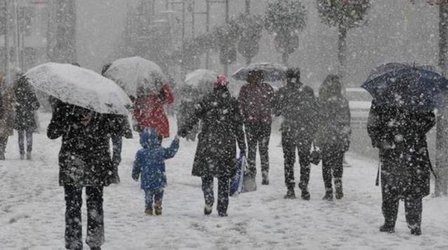 Meteoroloji uyardı! 13 ilde yoğun kar yağışı etkili olacak