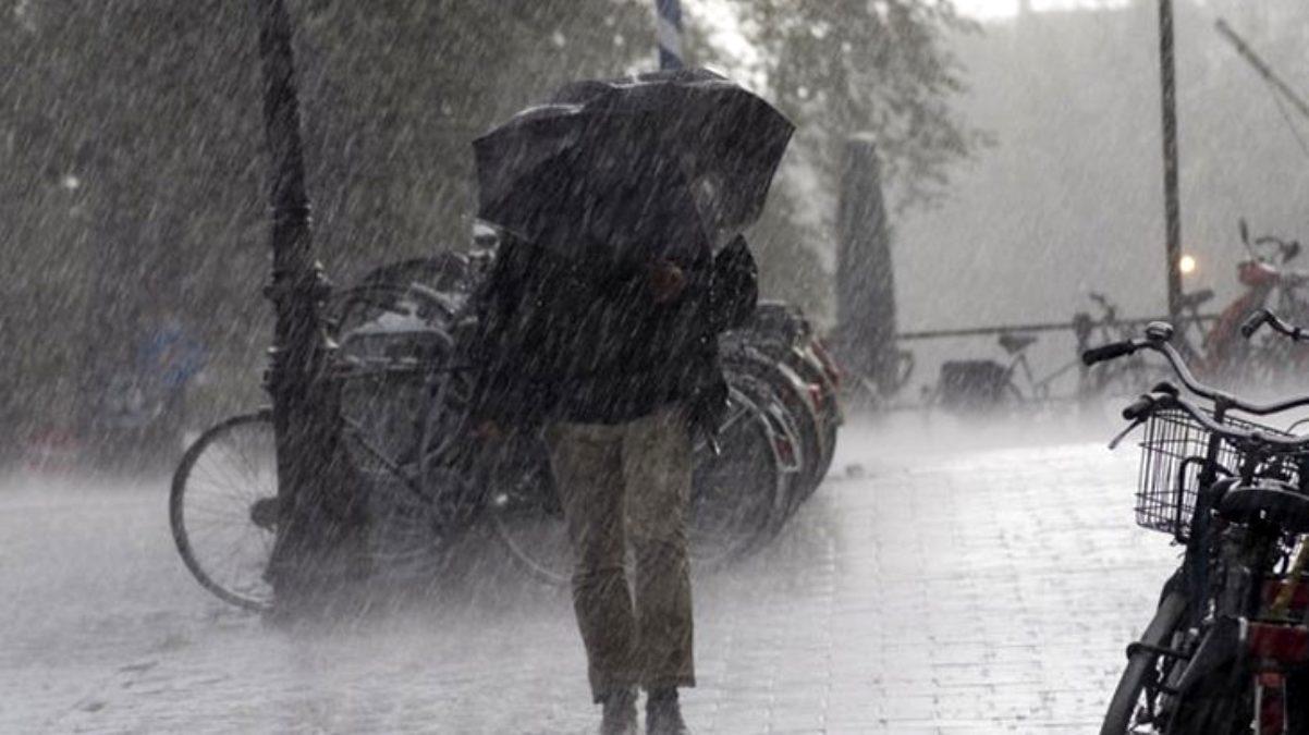 Meteoroloji, yarın için 57 ile sağanak yağış uyarısında bulundu