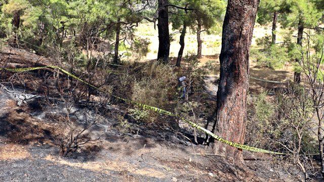 Ormanlık alanda yanmış cansız bedeni bulunan CHP'li eski başkan cinayete kurban gitmiş