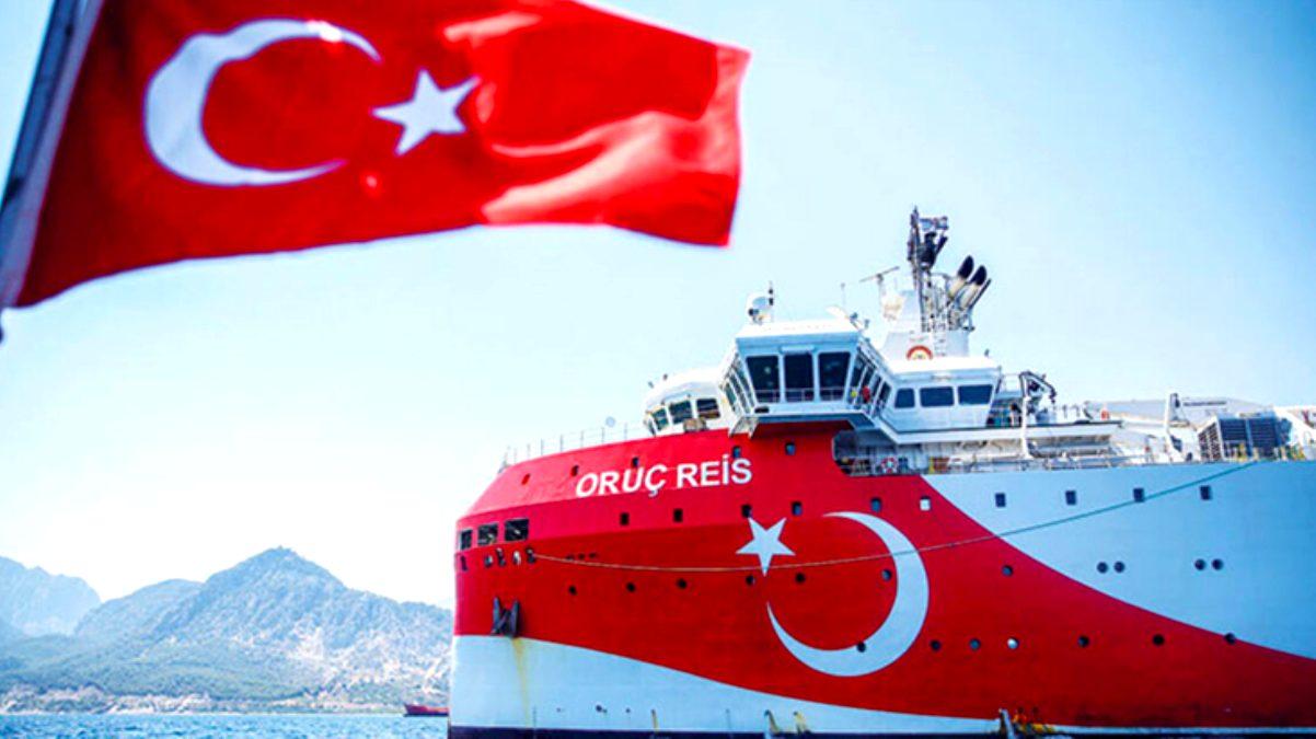 Oruç Reis'in Navtex süresi 27 Ekim'e kadar uzatıldı