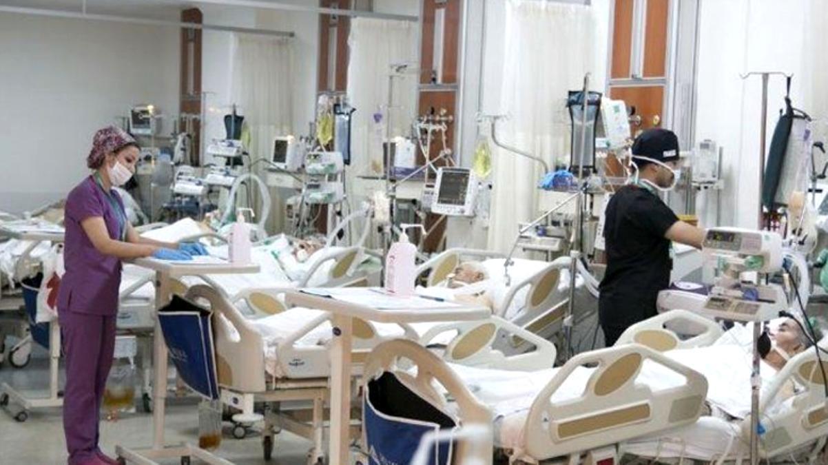 Özel Hastaneler ve Sağlık Kuruluşları Başkanı Reşat Bahat: Türkiye'de yoğun bakımlarda 500 boş yatak kaldı