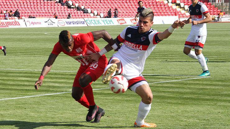 ÖZET - Balıkesirspor 3-3 Mersin İdmanyurdu