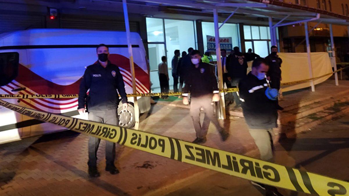 Polis memuru, komşusunu 5 kurşunla öldürdü