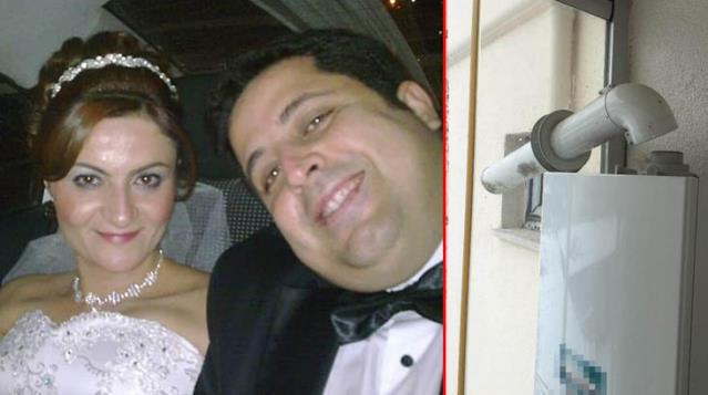 Polis memuru ve öğretmen eşinin ölümünde korkunç detay! Çatıdan düşen buz kombinin bacasını çıkarmış