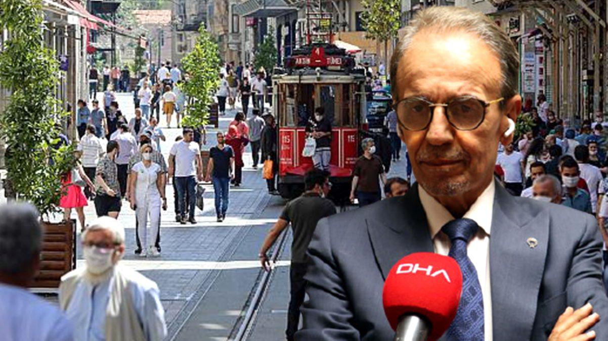 Prof. Dr. Mehmet Ceyhan'dan salgının seyriyle ilgili korkutan sözler: Birinci dalga bitmedi, 3. ve 4. artış dönemleri gelecek