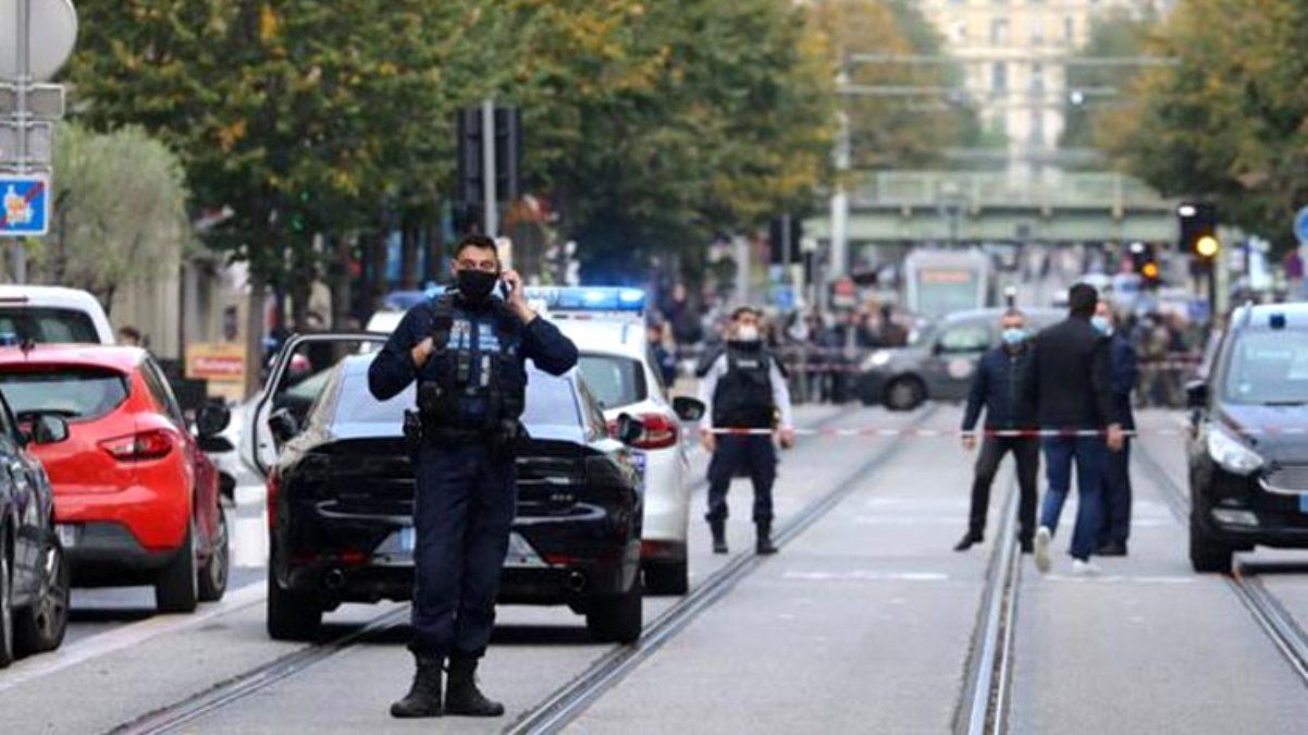 Provokatörler rahat durmuyor! Fransa'da