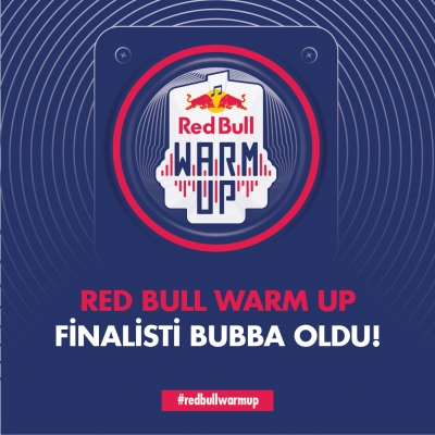 Red Bull Warm Up'ta yer alacak grup belli oldu