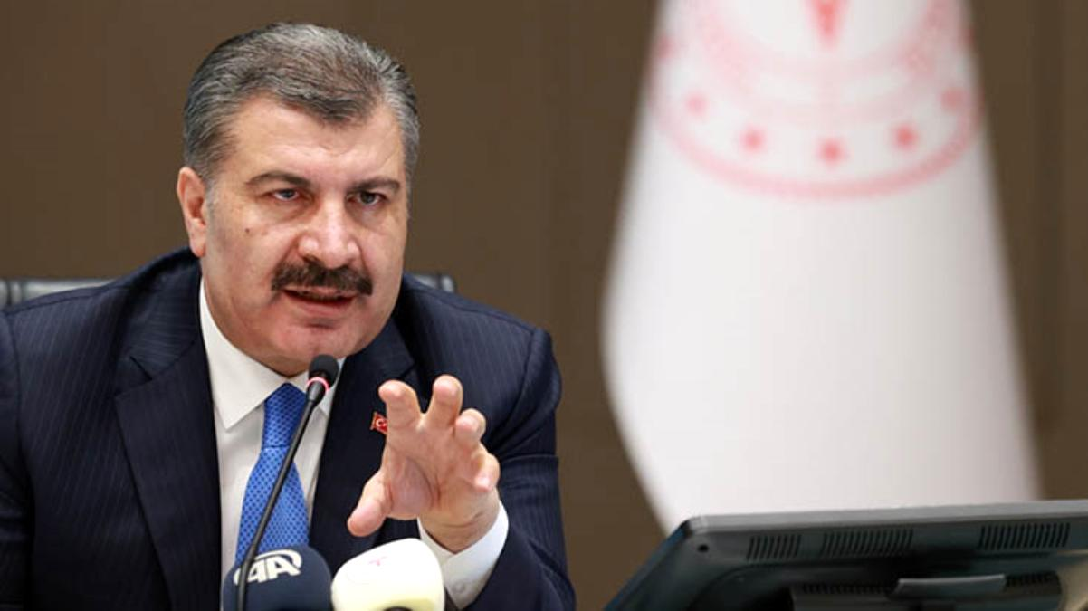 Sağlık Bakanı Koca: İlerleyen süreçte koronavirüs aşısı eczanelerden de alınabilecek