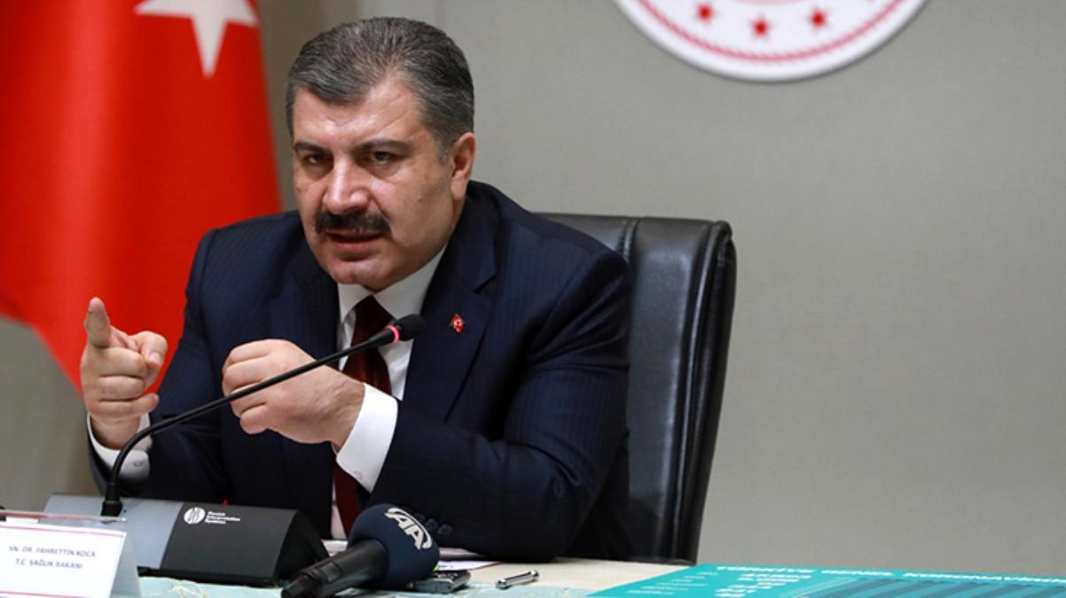 Sağlık Bakanı Koca, müjdeyi verdi: Koronavirüs aşısı için imzalar atıldı