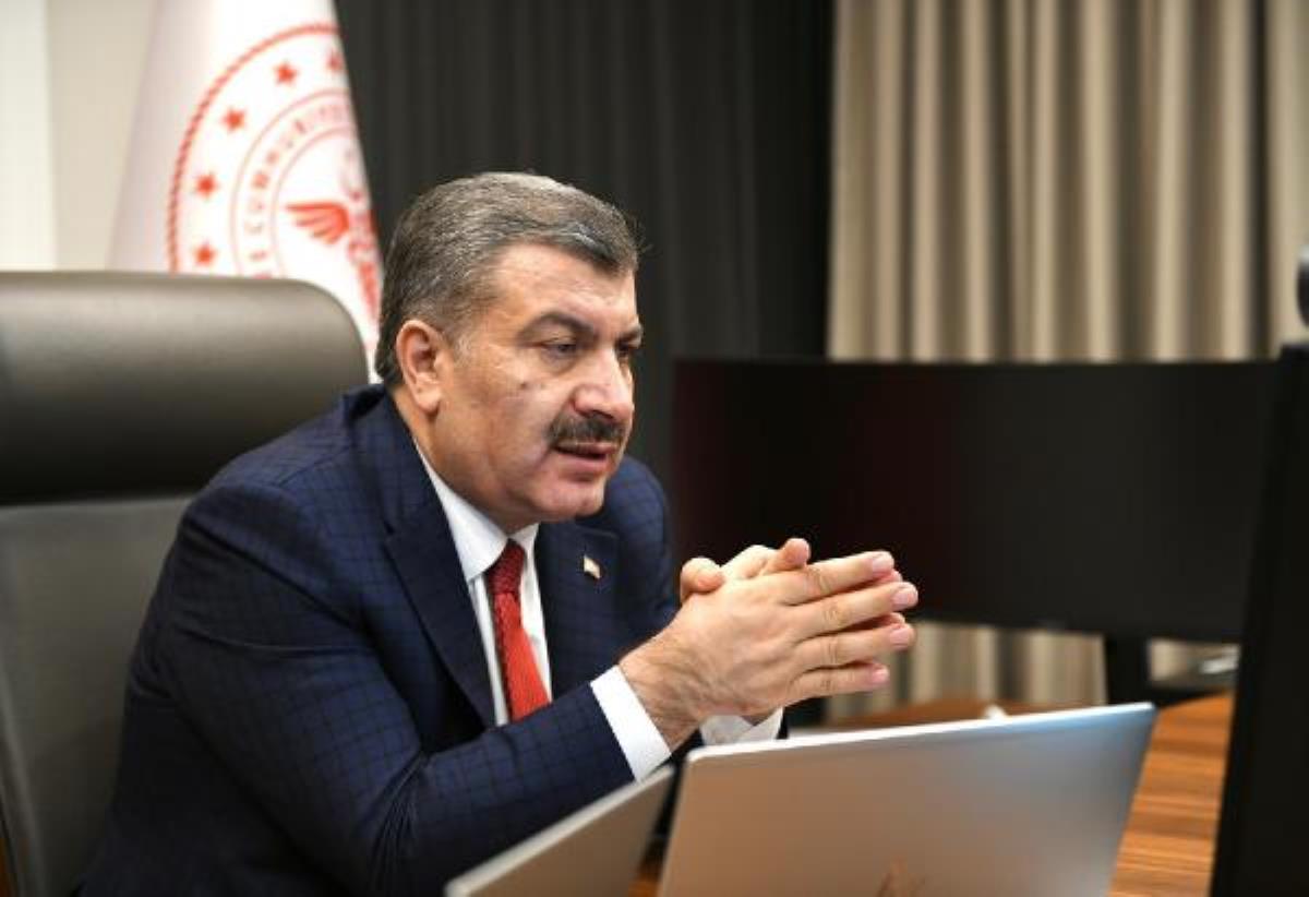 Sağlık Bakanı Koca yüksek risk altındaki 5 ilimizi uyardı: Hatay'da vaka artışı yüzde 125