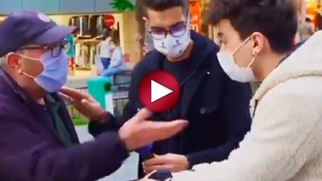 Sağlık emekçisi genç, boş cüzdanını göstererek isyan etti