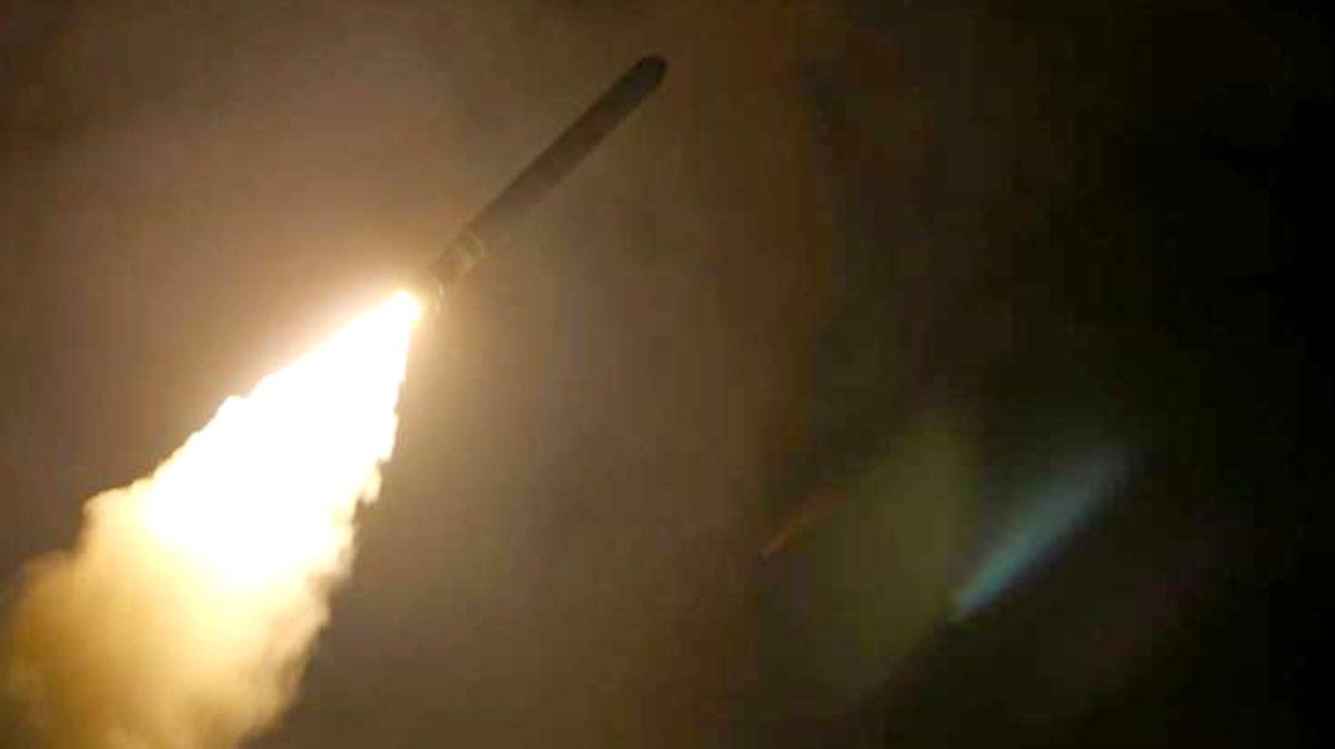 Seçimlere günler kala ABD, kıtalararası balistik füze testi yaptı