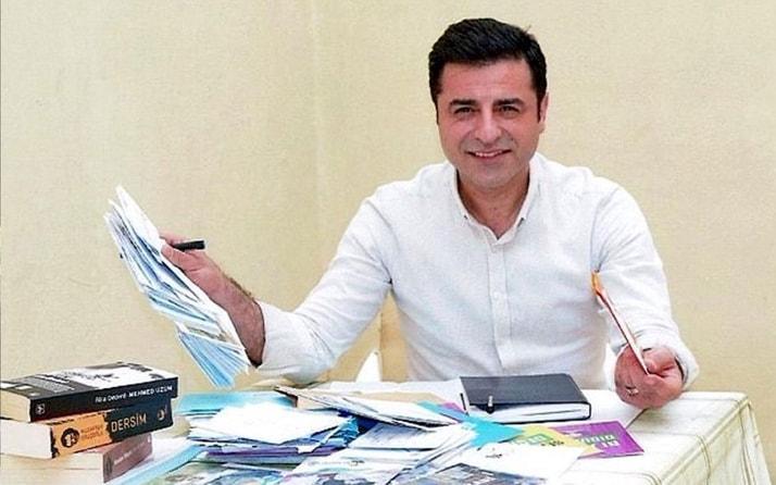 Selahattin Demirtaş'tan duruşma kararı!