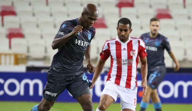 Sivas-Trabzon maçında 3 puan 90+6'da geldi