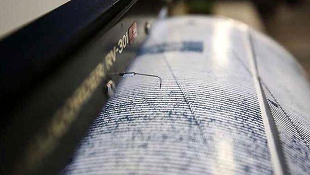 Son Dakika: Akdeniz'de Girit Adası yakınlarında 5.7 büyüklüğünde deprem meydana geldi