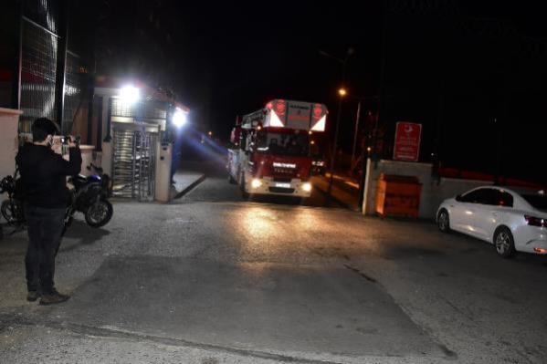 Son dakika haberi... Göçmen geri gönderme merkezinde korkutan yangın (2)- Yeniden