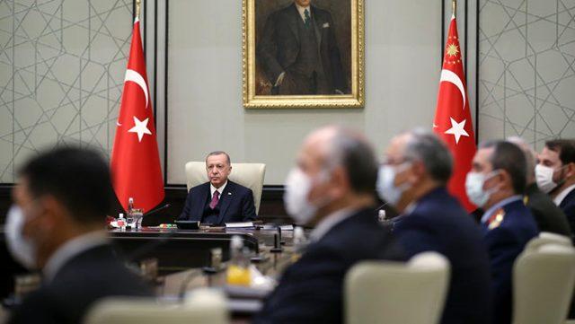 Son Dakika: Milli Güvenlik Kurulu'ndan Doğu Akdeniz mesajı: Türkiye menfaatlerinden taviz vermeyecek