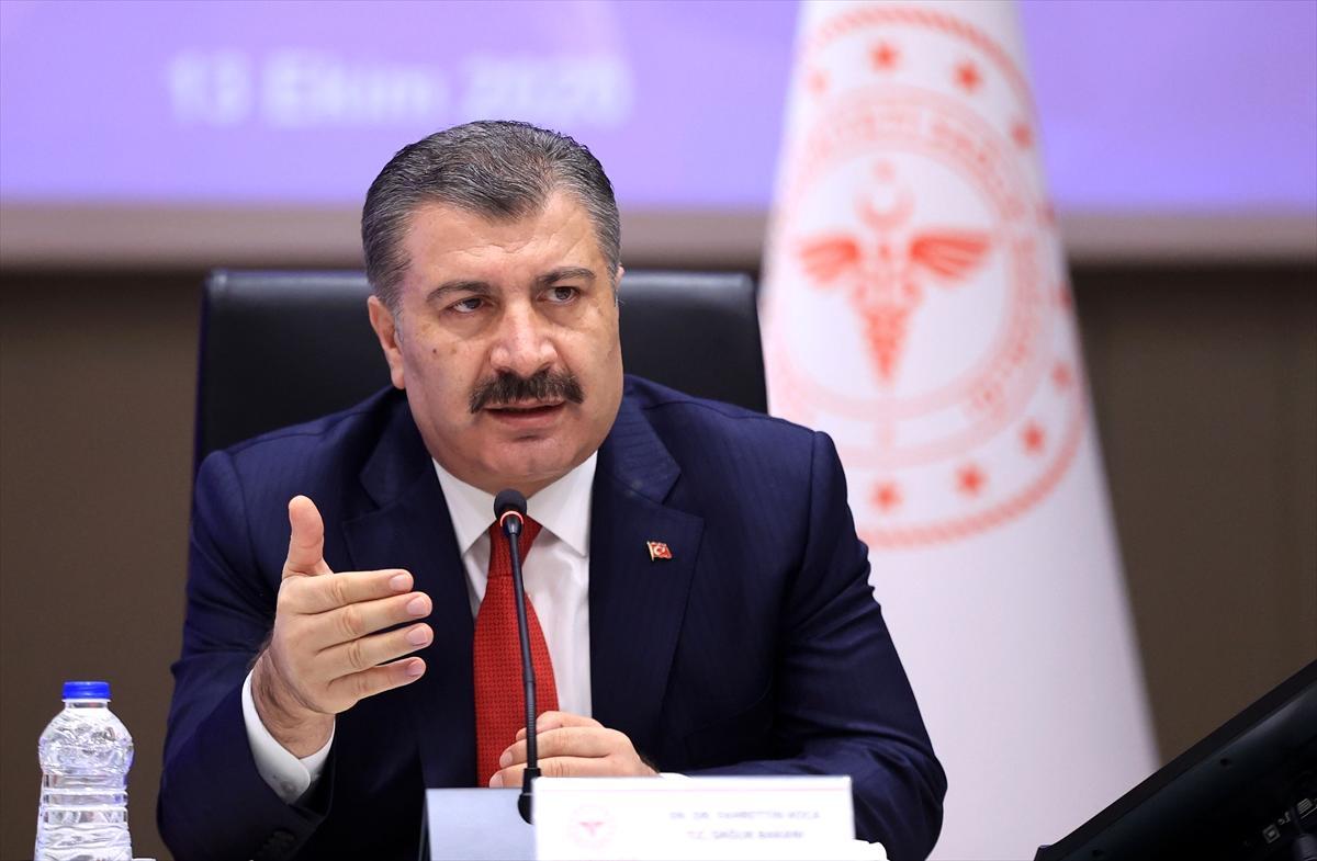 Son Dakika: Türkiye'de 21 Kasım günü koronavirüs nedeniyle 135 kişi vefat etti, 5532 yeni vaka tespit edildi