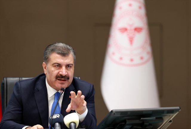 Son Dakika: Türkiye'de 6 Ağustos günü koronavirüs kaynaklı 14 can kaybı, 1153 yeni vaka tespit edildi
