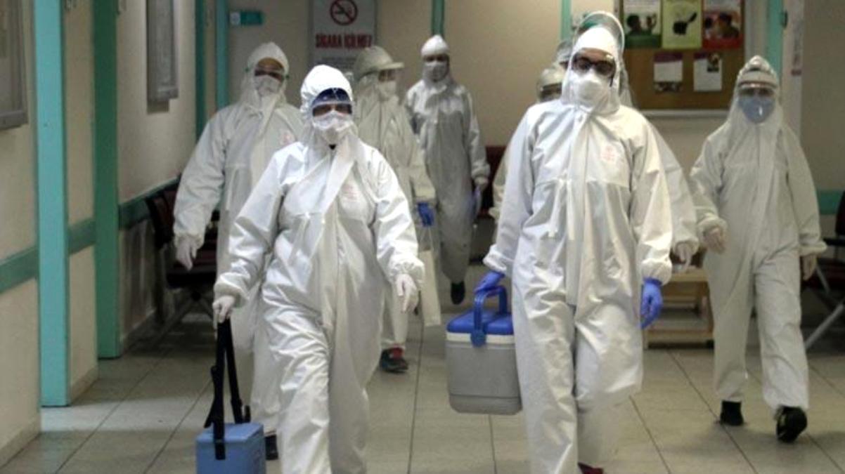 Taziye sonlandırılınca filyasyon ekibine saldırdılar: 1'i başhekim 3 sağlık çalışanı yaralandı
