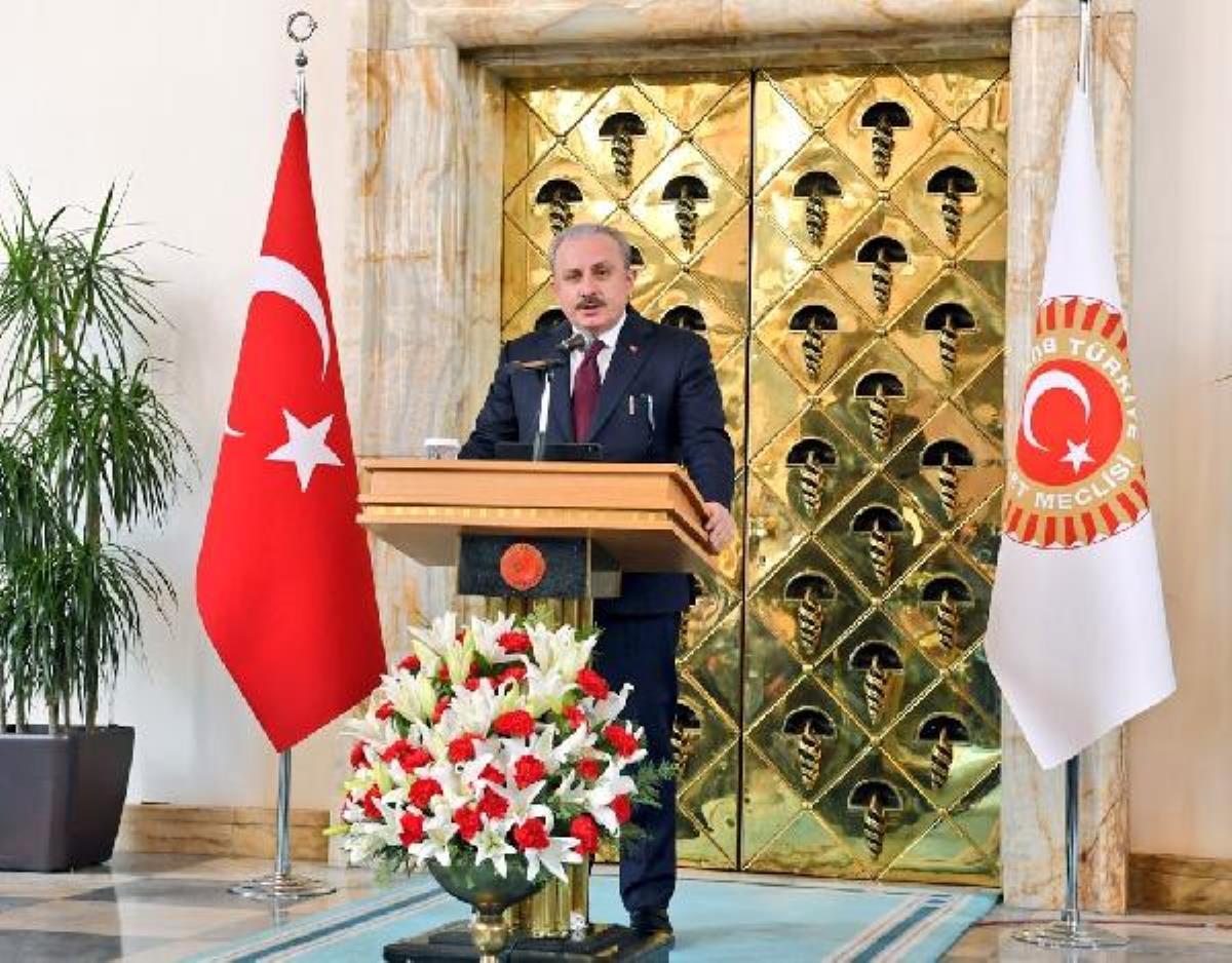TBMM Başkanı Mustafa Şentop, yeni anayasaya ilişkin değerlendirmelerde bulundu Açıklaması