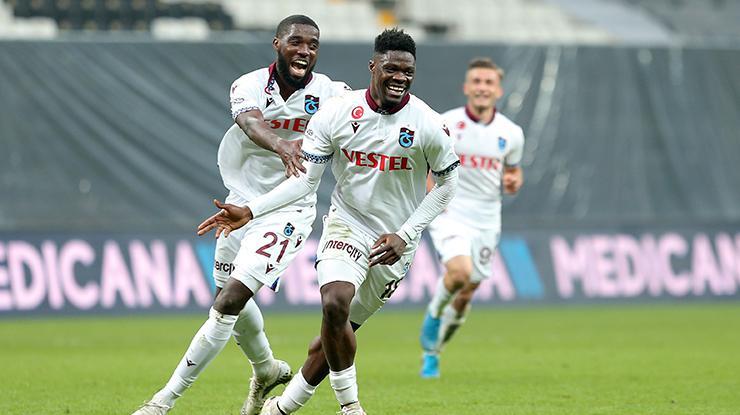 Trabzonspor, deplasmanda seri bozmaya devam ediyor