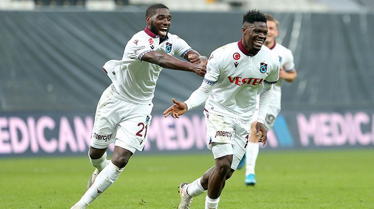 Trabzonsporda günün adamı: Ekuban