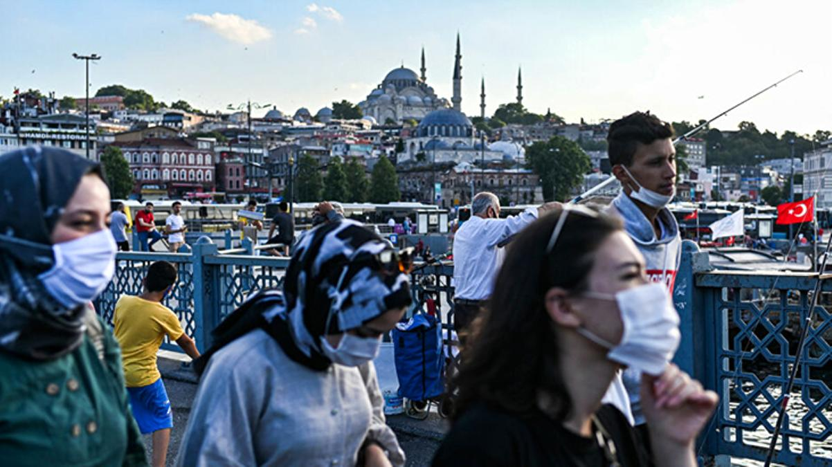 Türkiye, belirti göstermeyen korona hastalarının da açıklanmasıyla dünyada günlük vaka sayısında 3'üncü sıraya yükseldi