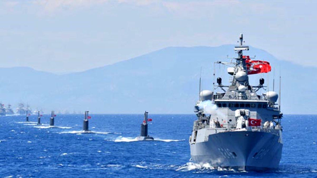 Türkiye'den yeni Navtex ilanı! Akdeniz 3 gün atış eğitimi yapılacak