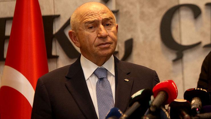 Türkiye Futbol Federasyonu Başkanı Nihat Özdemirdan flaş açıklamalar