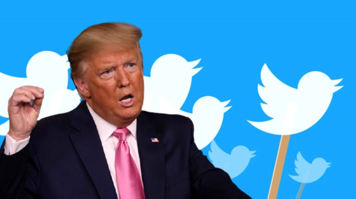 Twitter hesabı hacklenen Donald Trump'ın kullandığı şifre açığa çıktı