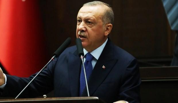 UEFA'nın skandal kararına Erdoğan'dan tepki!