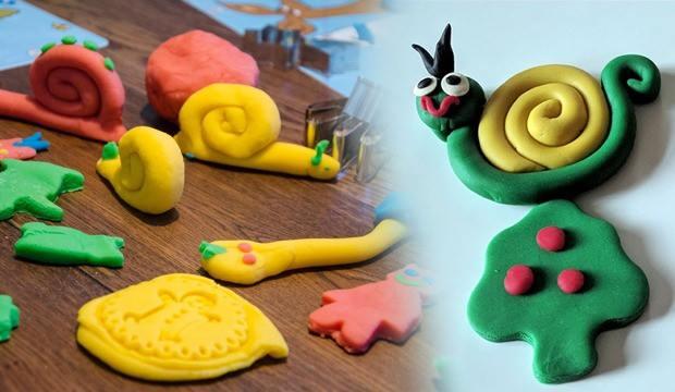 Uzmanlar uyardı: Oyun hamurlarının içeriğindeki kimyasallar çocuklara zarar veriyor mu?