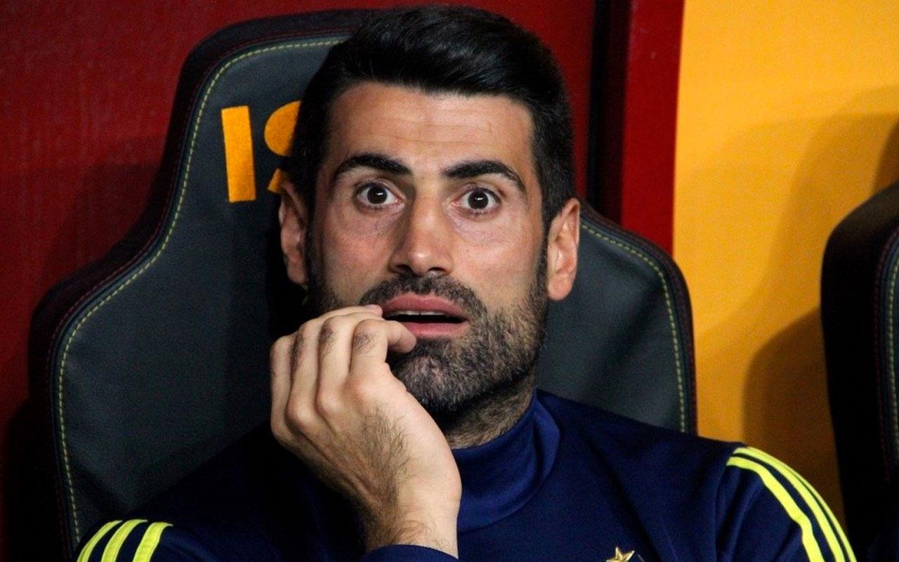 Volkan Demirel Sivasspor ile berabere kalan Fenerbahçe'deki sorunu açıkladı