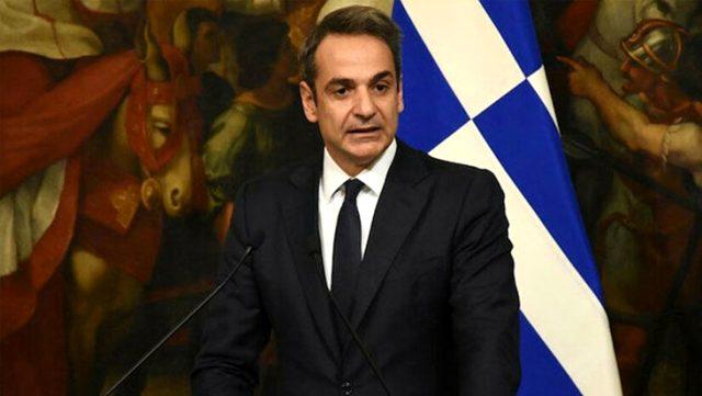 Yunanistan Başbakanı Miçotakis'ten gerilimi tırmandıracak sözler: Mısır'la imzalanan anlaşma meşru