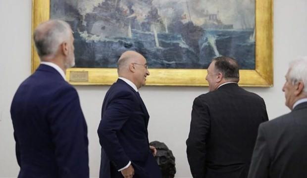 Yunanistan ile ABD toplantısı Türkiye karşıtı şova dönüştü