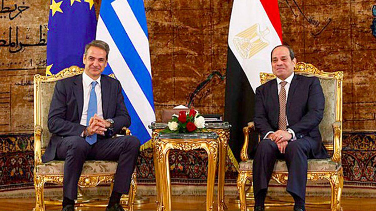 Yunanistan ve Mısır, Doğu Akdeniz'deki kısmi deniz yetki anlaşmasını genişletmek istiyor