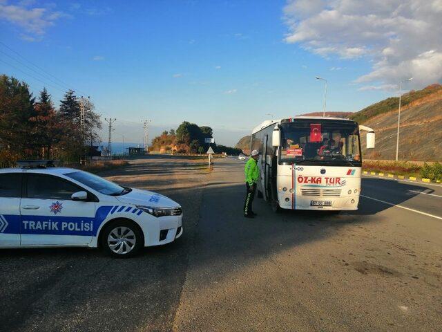 Zonguldak Emniyeti'nden Güven, Huzur uygulaması