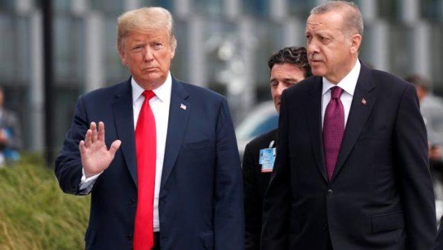 Trump, Doğu Akdeniz gerginliğine dahil oluyor! Cumhurbaşkanı Erdoğan ve Miçotakis ile görüşecek