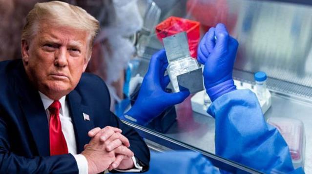 Trump'ın iyileşmesinde gündeme gelmişti! Koronavirüse karşı monoklonal antikor umudu
