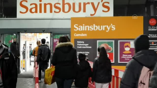 Ünlü İngiliz süpermarket zincirinden gıda kıtlığı uyarısı